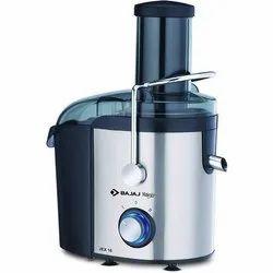 800 W Grey and Black Bajaj Majesty Jex 16 Juicer, For Kitchen, Capacity: 2 Jar,1 And 2 Liter