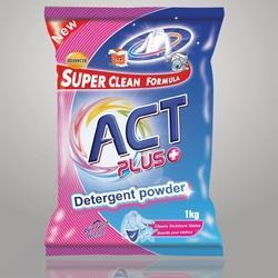 Act Plus Detergent Powder