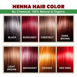 Natural Hair Colors - Manufacturers, Suppliers & Traders of Natural ...