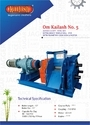Sugarcane Crusher No.5 Extra Heavy King Size