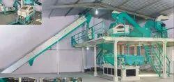 Multi Purpose Industrial Vibro Cleaning Machine Plant