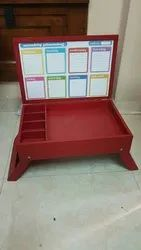 Kids Bed Storage Table