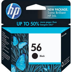 HP 56 Black Ink Cartridges