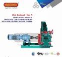 Sugarcane Crusher Machine With Cane Carrier & Bagasse Carrier 45 Ton Per Day Capacity