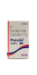 Pomalid Pomalidomide 2mg Capsules