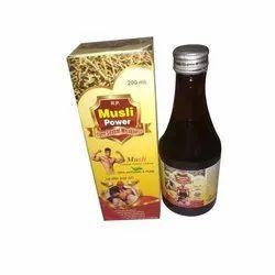 Musli Power Boaster Syrup