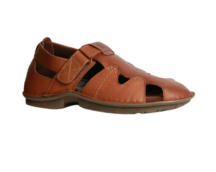 3c0018af7 Hush Puppies Brown Sandals For Men F86447430000FE