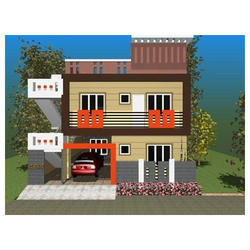 House Information Graphic Modeling Designing Service