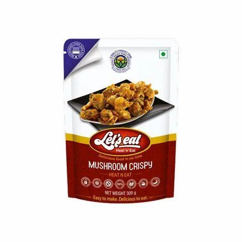 Mushroom Crispy, Ready To Eat Food | Pune | Tirupati Balaji