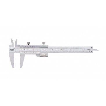 "12/"" Precision Vernier Caliper Long Jaw Stainless Steel Vernier .001/'/' Grad"