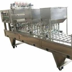 Jelly Cup Filling Machine