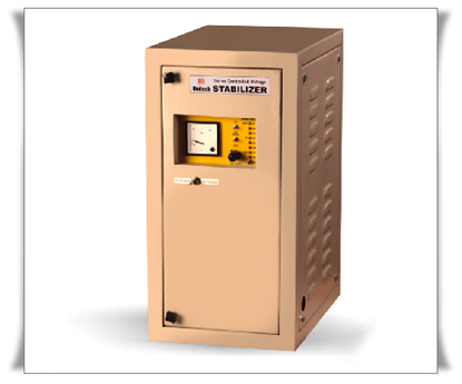 Servo Controlled Voltage Stabilizer (Singh Phase)