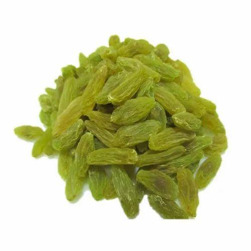 Green Dried Raisins