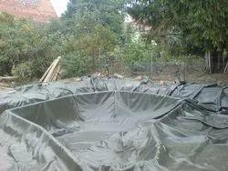 PVC Fish Pond Tank