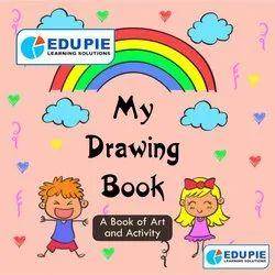 3-8 preschool Drawing Book