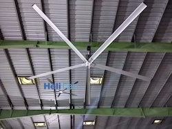 HVLS Industrial Ceiling Fan, Phase: three