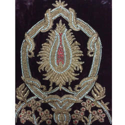 Embroidery Zari Work