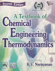 Chemical Engg Thermodynamics Book