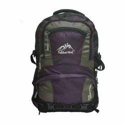 Trekkers Need Purple Travel Backpack