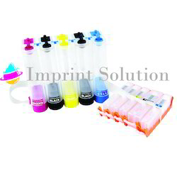 C/m/y/k Ink Supply System Canon 6370, Pack Size: Set Of 5 Cartridge