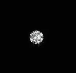 0.33ct IGI Certified Diamond CVD I SI2 Round Brilliant Cut Type2A 1 Stone