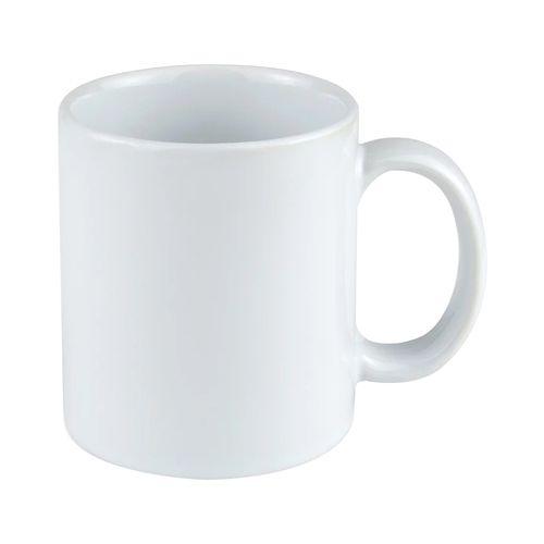 Tarbostyle Ceramic Plain White Coffee Mug