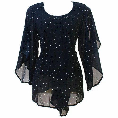 0197e1a98cf XL Girls Fancy Tops, Rs 150 /piece, K. Siya Fashion | ID: 16259887988
