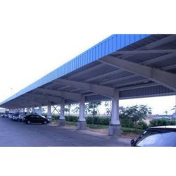 Prefabricated Parking Sheds