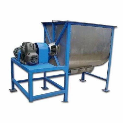 Detergent Powder Machine Ribbon Blender Exporter From