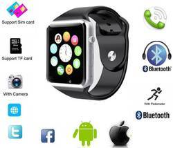 ROQ W8 Smart Watch Support SIM Card and Memory Card Slot