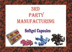 Evening Primrose Oil, Vitamin E & Cod Liver Oil  Softgel Capsules 3rd party manufacturing
