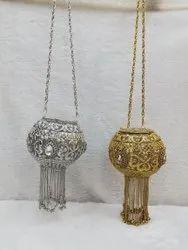 Metal Potli Bags