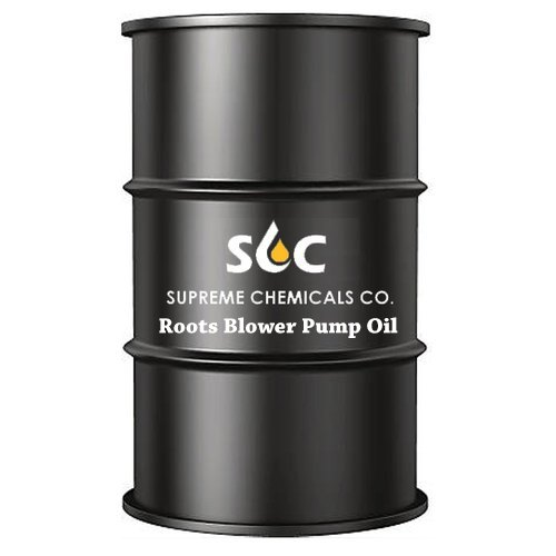 Roots Blower Pump Oil