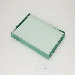 Transparent 12mm Float Glass