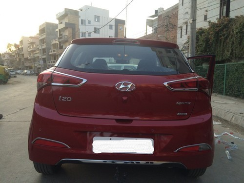 Hyundai Elite I20 Tail Light Cover