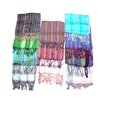 Rayon Handmade Shawls