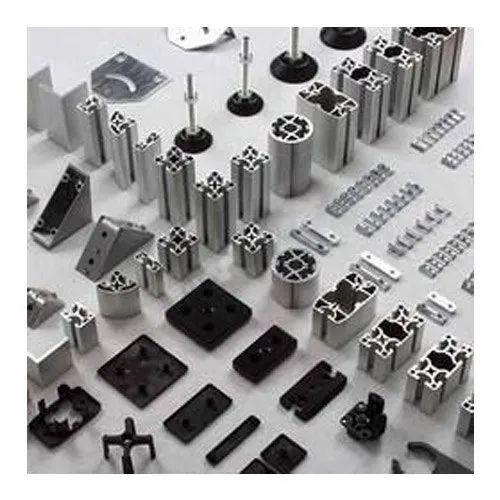 Aluminium Extrusion Profile - Aluminium Extruded Profile
