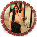 Wall Mounted Round Photo Frame