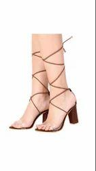 705598a3be4c Klaur Melbourne Women Sandal Block Heel Brown