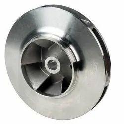 Cast Iron Casting Impellers Pump