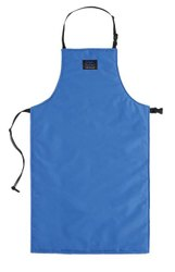 Microfibre Blue Waterproof Apron, For Safety & Protection