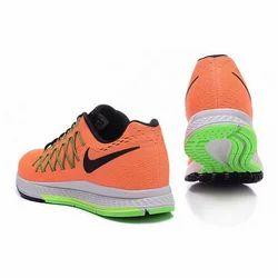 Orange and Green Nike Zoom Pegasus 32