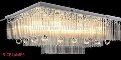 Rectangular Ceiling Chandelier