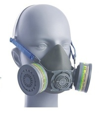 Venus V-800 Grey Half Mask