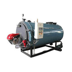 Three Pass Hot Water Generator