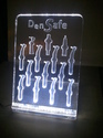 Acrylic Display Stand For Dental Tools