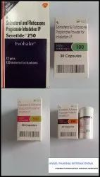 Salmetrol And Fluticasone Inhaler