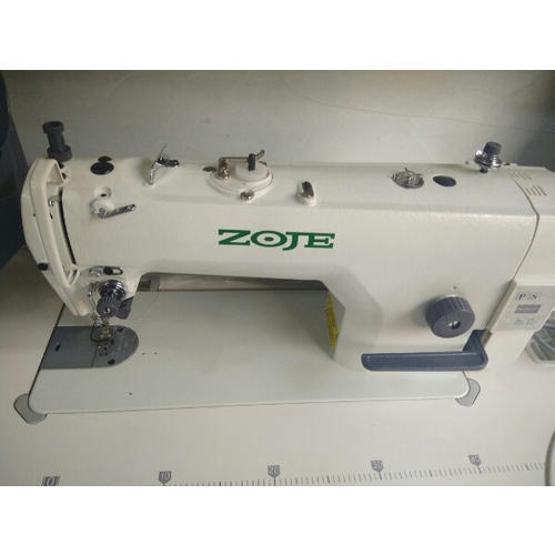 Zoje Single Neddle Sewing Machines, For Thick Thread