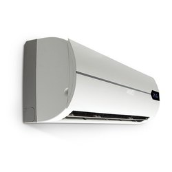 White Split AC Air Conditioner, 230 V, For Commercial, Residential