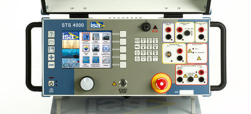 ISA All In One Current, Voltage and Power Transformer Test Set STS 4000
